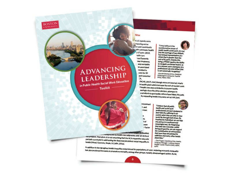 Advancing Leadership in Public Health Social Work