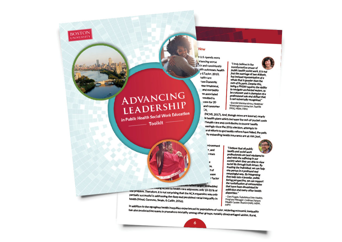 Advancing Leadership in Public Health Social Work